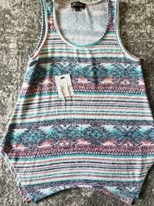 Tank Top with Matching Earrings